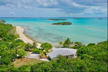 Central Eleuthera Beachfront Investment Property - MLS 45636