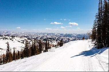 Views, Trees, Direct Ski-In/Ski-Out to Mary's Bowl at Powder Mountain