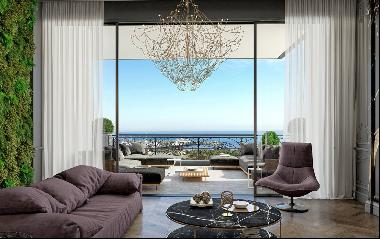 A Statement of Luxury - Five Level Modern Apartment in Limassol