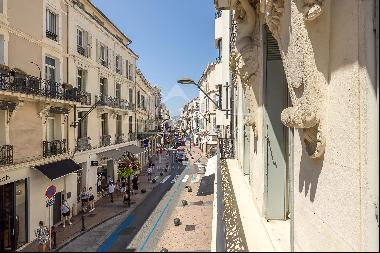 Cannes - Center - Completely renovated 3 rooms apartment