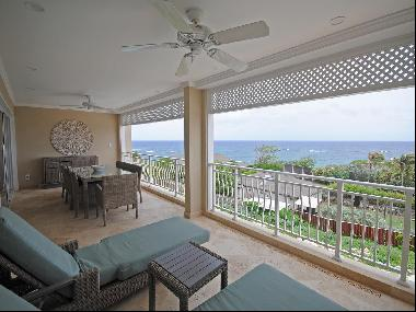 A 3 bedroom, 3 bathroom luxury apartment built in 2021, great ocean views located within t