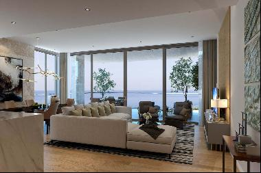Two Bedroom Luxury Apartment in Limassol High Rise Complex