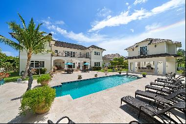 Grand Ocean Club Home with Two Cottages - MLS 45811