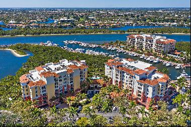 Boutique building of only 23 luxurious condos; #202 is offered furnished in the Jupiter Ya