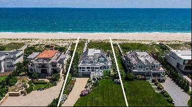 This Extraordinary Oceanfront Home Has It All. Set on 1.4 +/- Acres, Across From Preserved