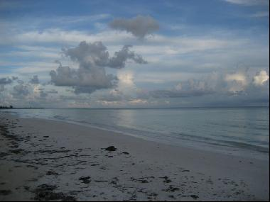 32 acres of beautiful beachfront just west of Pelican Point