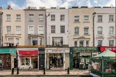 Ideally located in the heart of Notting Hill, a bright one bedroom apartment.
