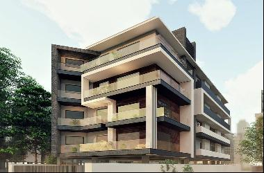 Apartment with Terrace in Malcha Marg