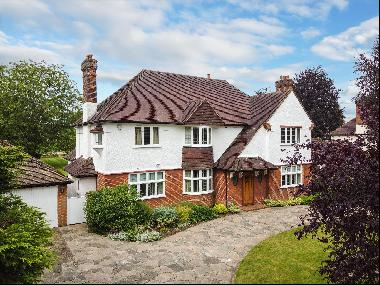 Property for sale in Cheam.
