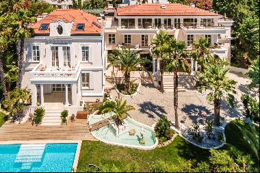 Magnificent property for sale in Cannes Californie.