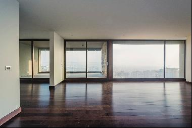 Incredible apartment with panoramic view