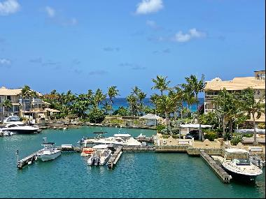 """An exceptional townhouse located on the """"island"""" at Port St. Charles"""
