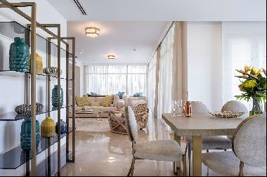 Two Bedroom Luxury Apartment in Limassol Marina