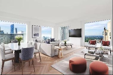 Calling All Investors: Tenant in place until 2022: High-floor showplace home on glamorous