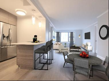 Welcome to unit 9C, a beautifully renovated 2 bedroom home at the Devon Condominium. There