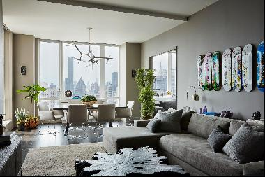 Welcome to the most exceptional and exquisite home in Bridge Tower Place.  Upon entering t