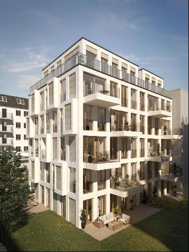 Exclusive homes in the heart of Berlin's City West.
