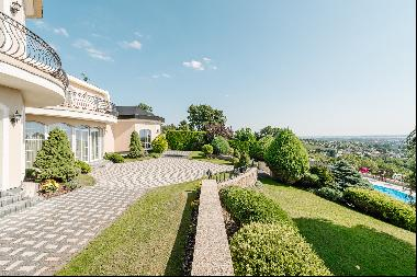 Exquisite Zobor Hill Mansion in Nitra