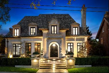 Lawrence Park Luxury Home