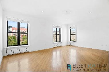 PREWAR CONDOMINIUM OFF CENTRAL PARK! Incredible opportunity to own a gorgeous SUNFILLED co