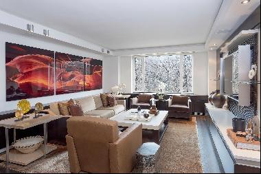 Experience perfection in this magnificent pre-war 3 Bedroom/3 Bathroom apartment on Fifth