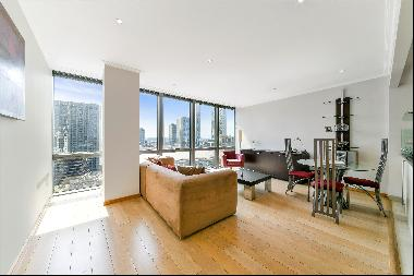 One bedroom apartment in West India Quay