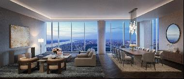 217 West 57th Street, 127/128, Central Park Tower, Midtown West, New York, NY 10019