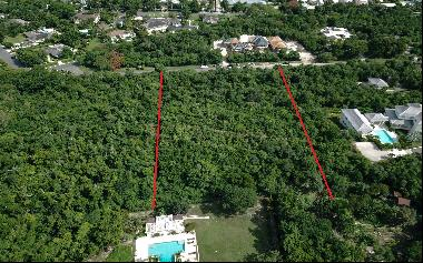 Large Estate Lot in Lyford Cay - MLS 46486