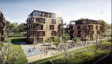 Am Generalshof, a superb new waterfront project