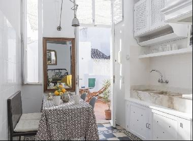 Tavira, 2 beautiful apartments with terraces in the heart of the town