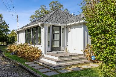 Come enjoy the summer season in this Beach Bungalow located in the coveted Southampton vil