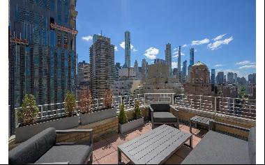 Brand New Listing!  Tastefully and recently renovated The Only Penthouse in the building ;
