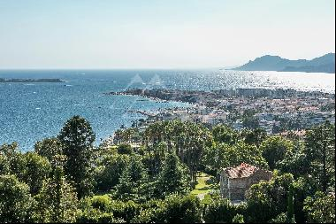 Cannes - Californie - Beautiful apartment with a sea view
