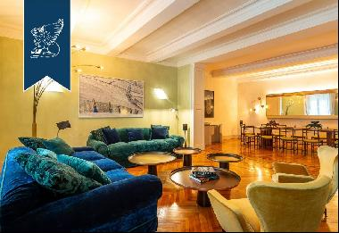 Luxury estate for sale in the historical centre of Rome, in the Rione Parione district
