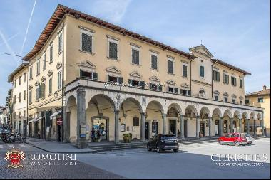 Tuscany - HISTORICAL BUILDING FOR SALE IN FIGLINE VALDARNO, TUSCANY